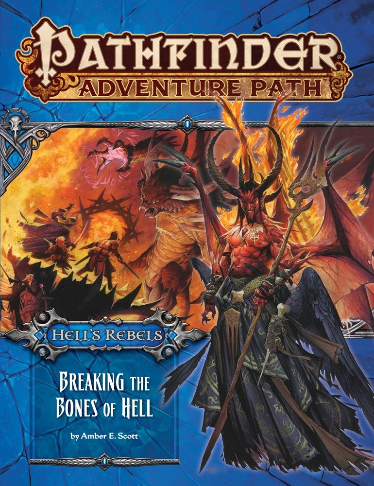 Pathfinder Adventure Path #102: Breaking the Bones of Hell