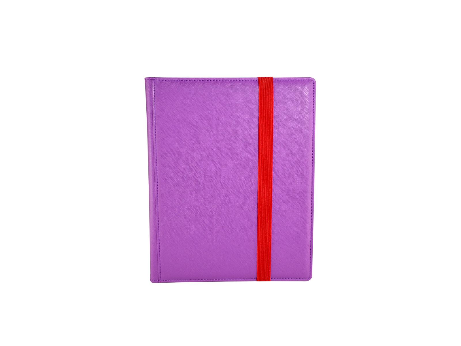 The Dex Binder 9 - Purple