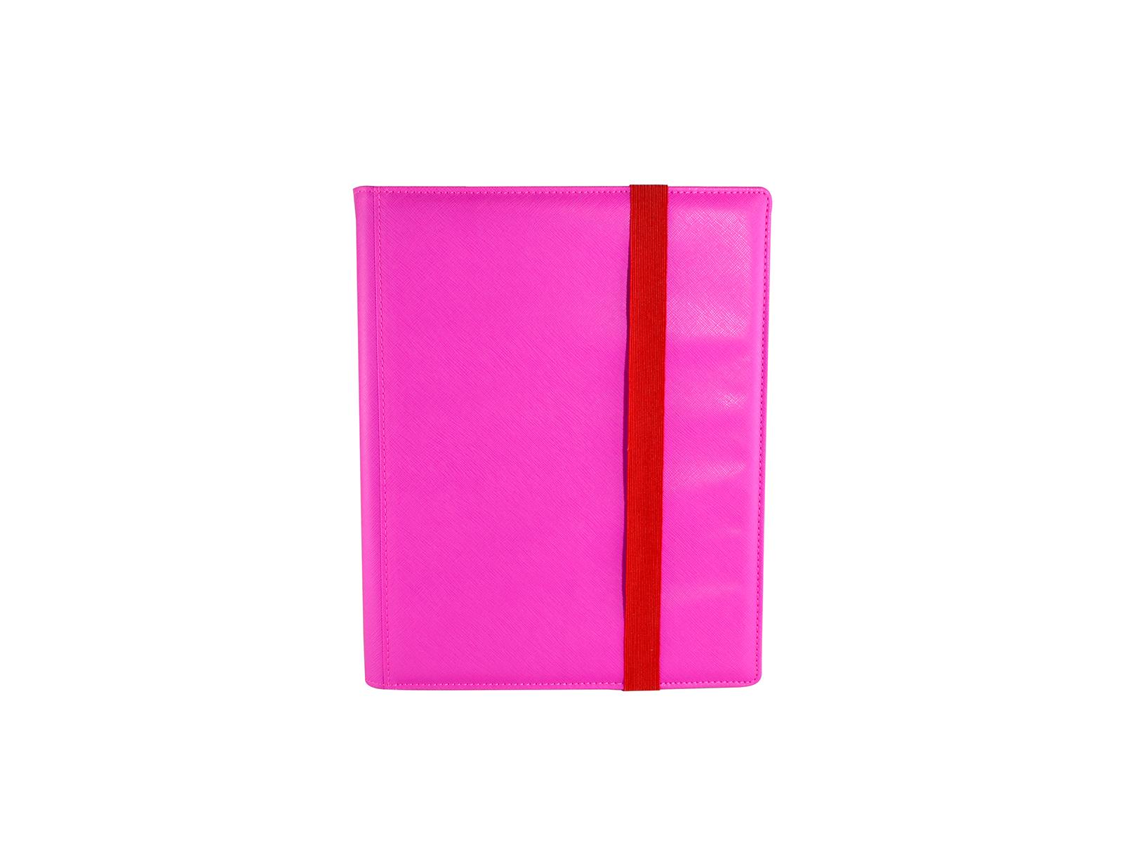 The Dex Binder 9 - Pink