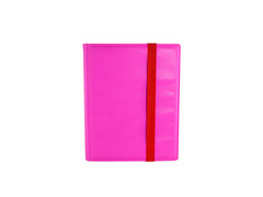 The Dex Binder 9 - Pink