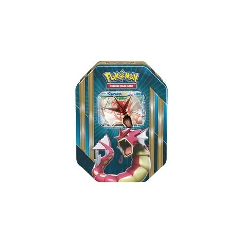 pokemon triple power tin gyarados pokemon sealed products