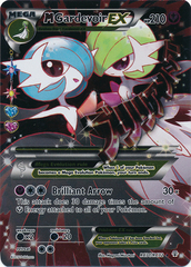 Mega-Gardevoir-EX - RC31/RC32 - Full Art Ultra Rare