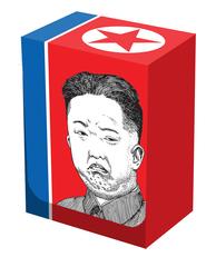 Grumpy Kim Deck Box