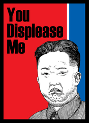 Grumpy Kim Sleeves 50 ct.