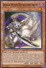 Dragon Buster Destruction Sword - BOSH-EN020 - Common - Unlimited Edition