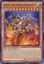 Jizukiru, the Star Destroying Kaiju - BOSH-EN088 - Rare - Unlimited Edition