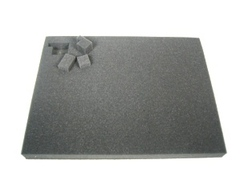 Battlefoam Pluck Foam Tray - Large - 3.0