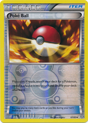PokeBall - 67/83 - Uncommon - Reverse Holo