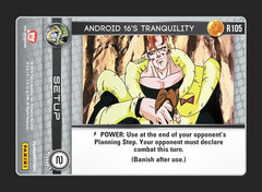 Android 16's Tranquility - R105