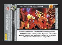Aggressive Sword Drill - R111