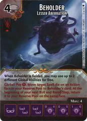 Beholder - Lesser Aberration (Die & Card Combo)