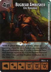 Bugbear Ambusher - Epic Humanoid (Card Only)
