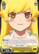 Resident of the Shadows, Shinobu Oshino - NM/S24-E010 - U