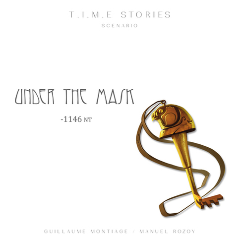 Time Stories Expansion: Under the Mask