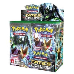 XY: X&Y - Fates Collide - Booster Box