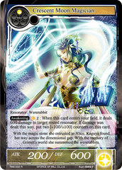 Crescent Moon Magician - TMS-002 - R - Foil on Channel Fireball