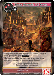 Blazing Metropolis, Vell-Savaria - TMS-019 - U on Channel Fireball