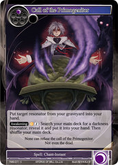 Call of the Primogenitor - TMS-071 - C on Channel Fireball