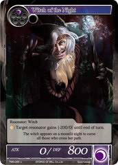 Witch of the Night - TMS-085 - U - Foil