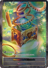 Moonbreeze's Memoria - TMS-099 - R - Full Art