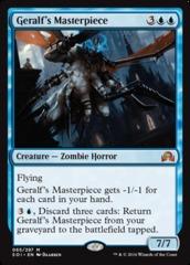 Geralf's Masterpiece - Foil