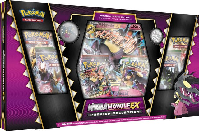Mega Mawile-EX Premium Collection