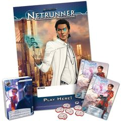 Android Netrunner - Living Card Game: Tournament Kit 2016 Spring