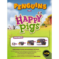 Happy Pigs: Penguins