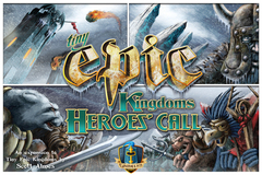 Tiny Epic Kingdoms - Heroes' Call Expansion