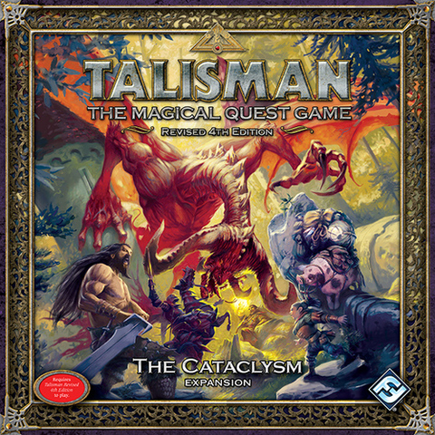 Talisman (4th Edition): The Cataclysm Expansion
