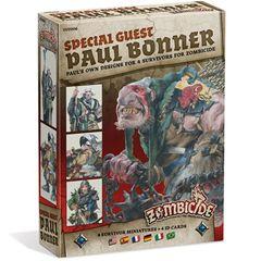 Zombicide: Special Guest Box - Paul Bonner