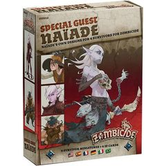 Zombicide: Special Guest Box - Naiade