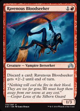 Ravenous Bloodseeker - Foil