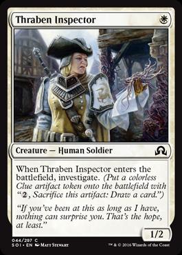 Thraben Inspector - Foil