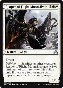 Reaper of Flight Moonsilver - Foil