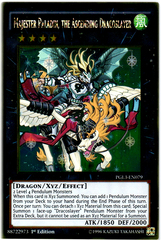 Majester Paladin, the Ascending Dracoslayer - PGL3-EN079 - Gold Rare - 1st Edition on Channel Fireball