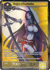 Knight of the Solstice - TMS-007 - R - Full Art