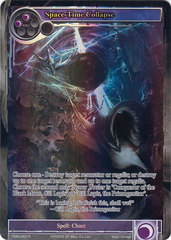 Space-Time Collapse - TMS-083 - R - Full Art