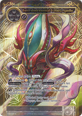 Interdimensional Vessel, Apollo - TMS-094 - R - Full Art
