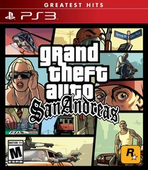 Grand Theft Auto - San Andreas - Greatest Hits Edition