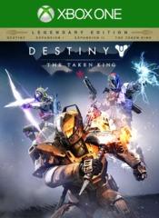 Destiny The Taken King Legendary Edition