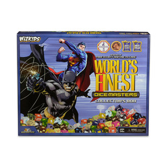 DC Dice Masters: World's Finest - Collector's Box