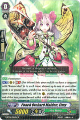Peach Orchard Maiden, Elmy - G-BT06/044EN - R