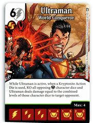 Ultraman - World Conqueror (Die & Card Combo)
