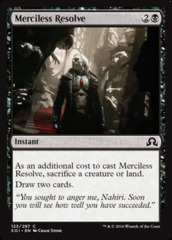 Merciless Resolve - Foil