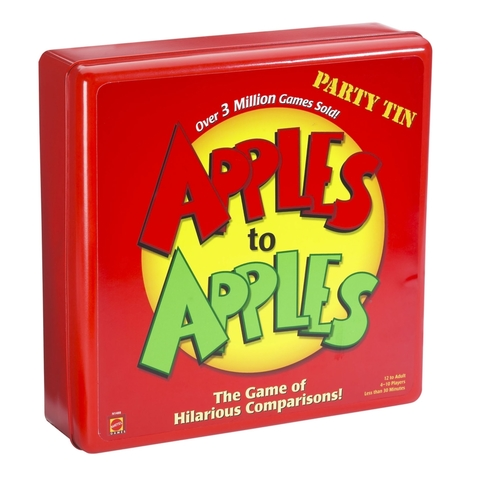 Apples to Apples - Tin