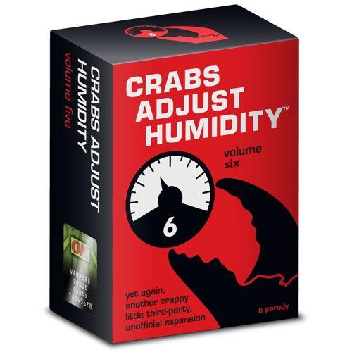 Crabs Adjust Humidity: Volume 6