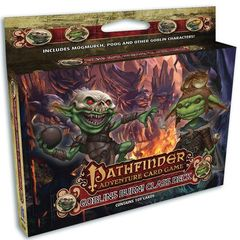 PATHFINDER ADVENTURE CARD GAME - CLASS DECK - GOBLINS BURN!