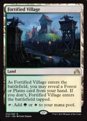 Fortified Village - Foil (SOI)