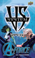 VS System - A-Force Expansion